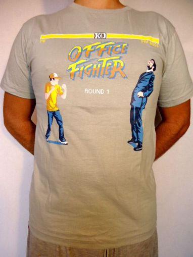Imagen de Camisetas (fighter)