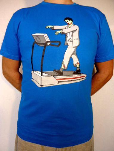 Imagen de Camisetas (zombi)