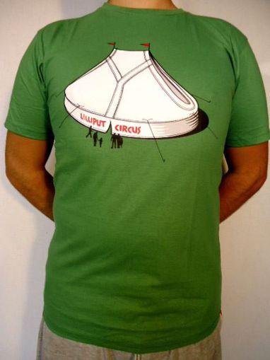 Imagen de Camisetas (circo)