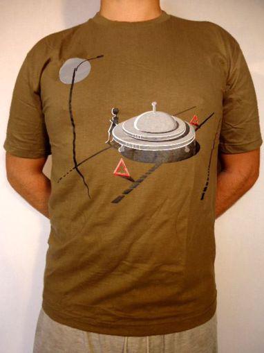 Imagen de Camiseta (marcianada)
