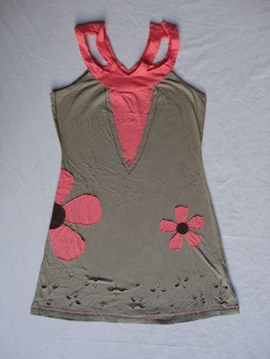 Imagen de Vestido tirantes  hippie margarita (varios colores)
