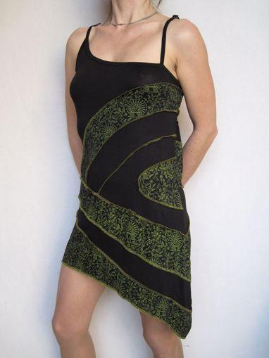 Imagen de Vestido tirantes verano intersección (elige color)