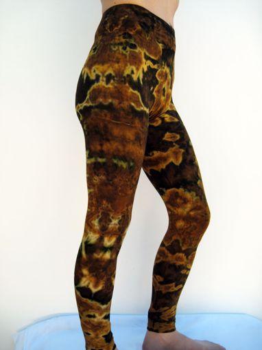 Imagen de Legging camuflaje otoño