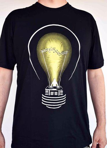 Imagen de Camiseta Bombilla Rave