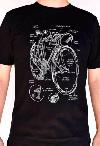 Imagen de Camiseta Biciparts (elige color)